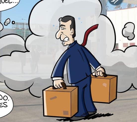 El Gobierno abandona al ministro Soria