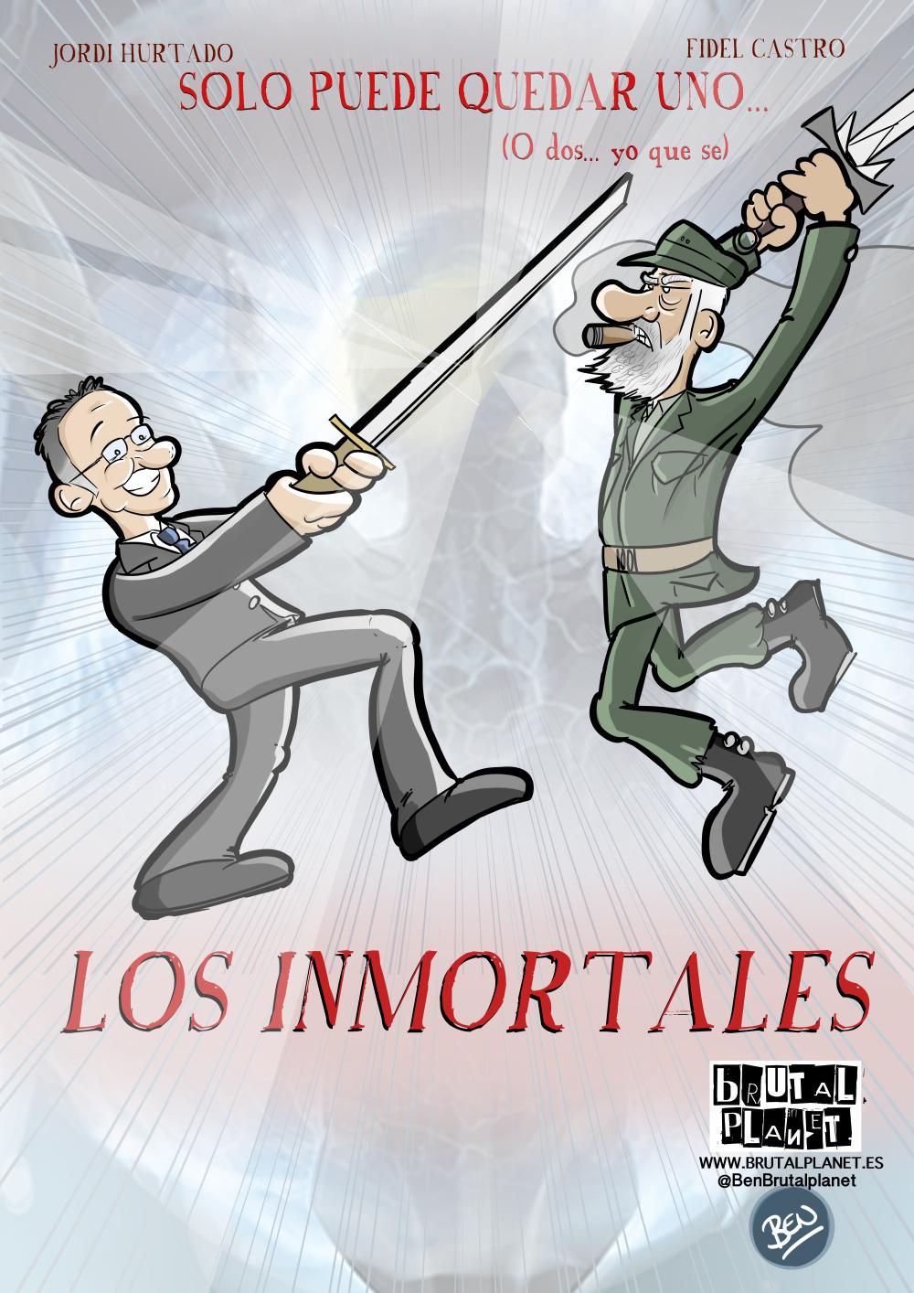 Vuelven los Inmortales