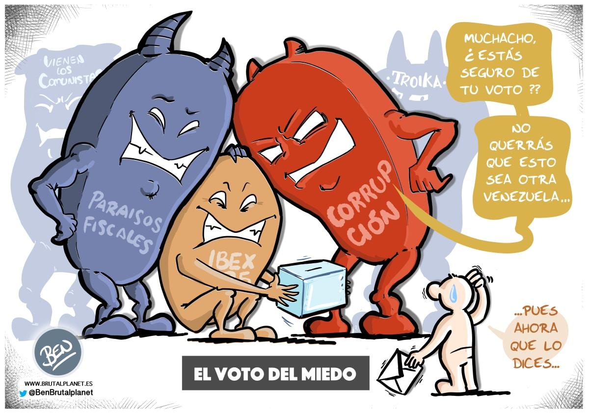 Voto del Miedo
