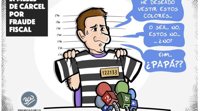 21 meses de cárcel por fraude fiscal