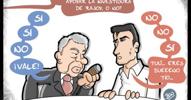 Disyuntivas en el PSOE