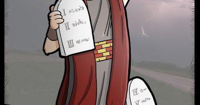 Los seis mandamientos de Albert