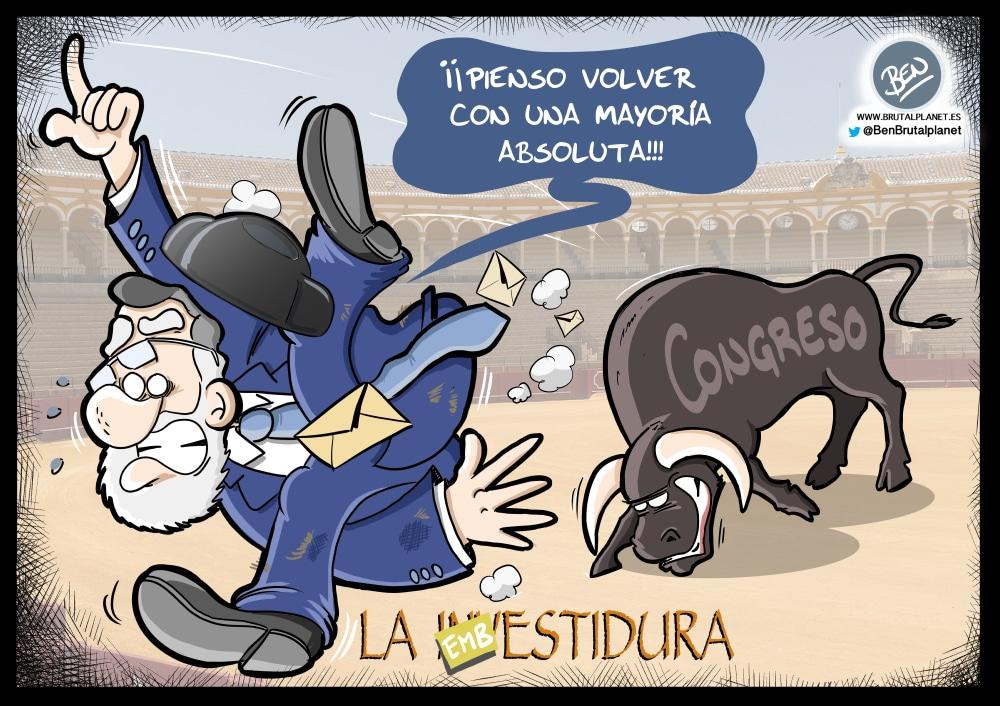 Rajoy EMBestido