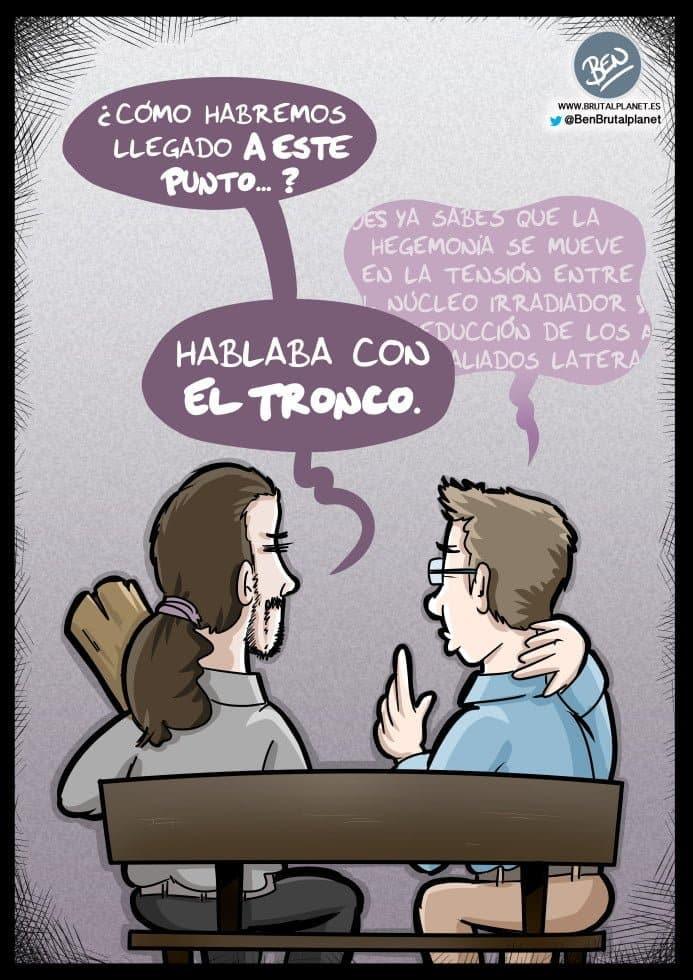 No me chilles, que no te veo: crisis entre Errejón y Pablo Iglesias