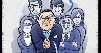 Luchado contra la corrupción... y tal