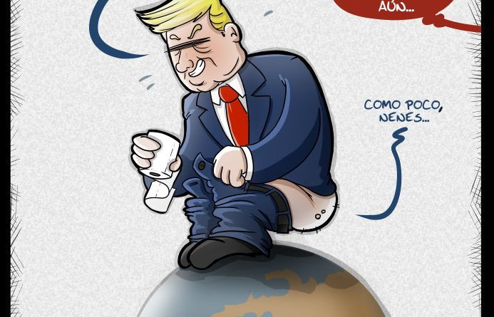 Trump Vs the World