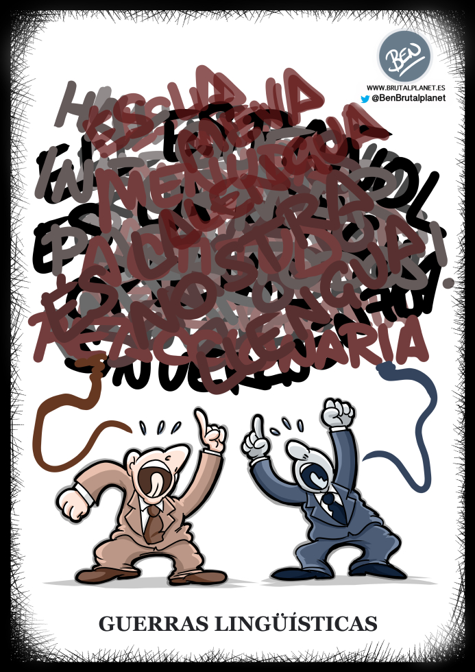 Guerras lingüísticas