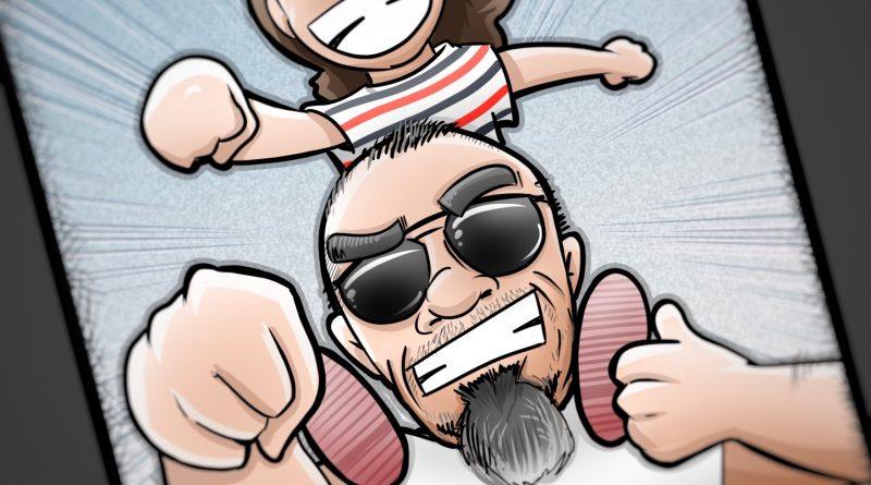 Caricatura personalizada - Pérgaro