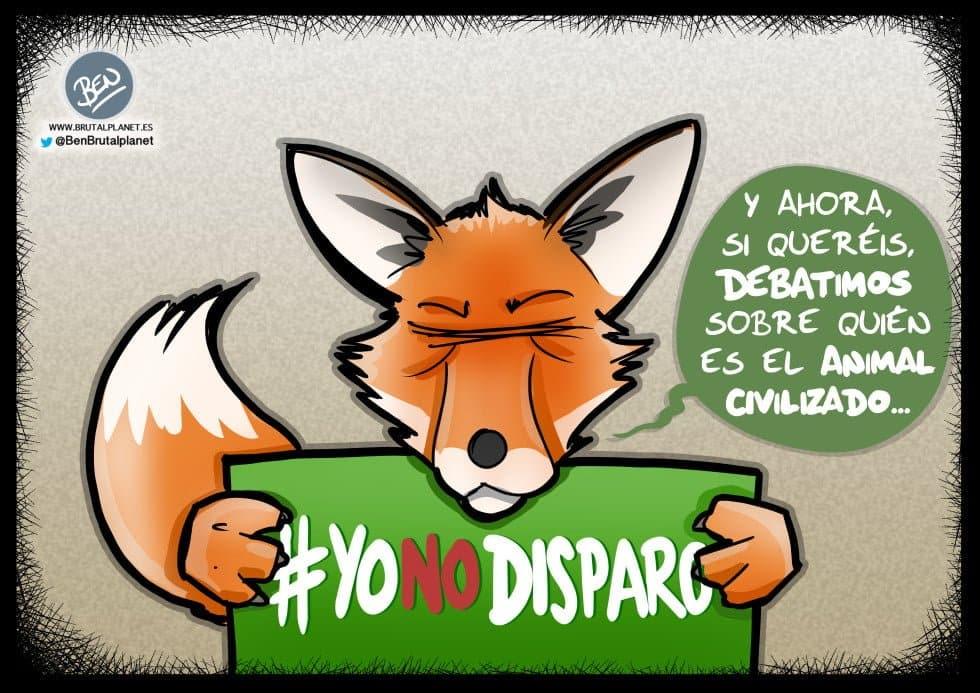#YoNoDisparo