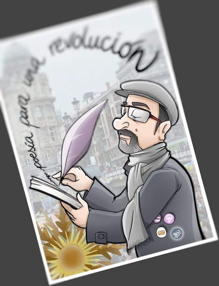 Tu Vida En Cómic - Ilustración Caricatura personalizada Poesía - tuvidaencomic.com 4