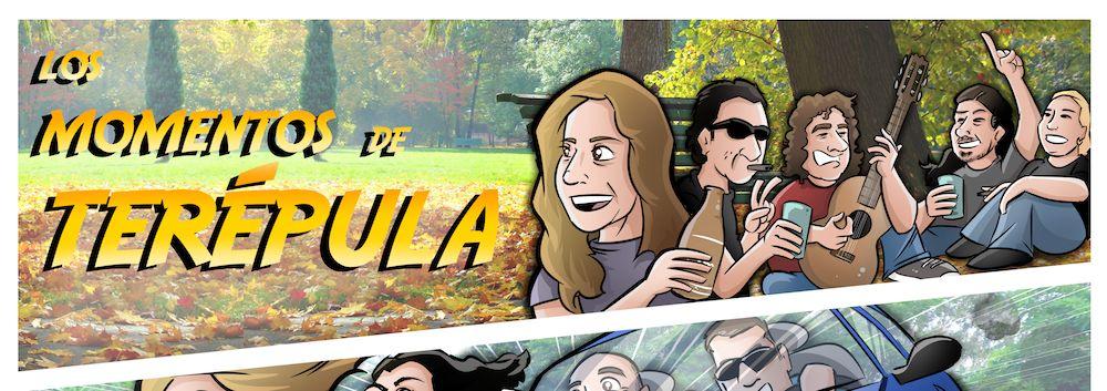 Cómic Personalizado - Los mundos de Terépula - tuvidaencomic.com - BEN - 1