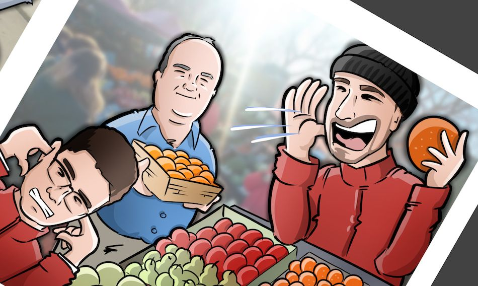 Composición Ilustración Personalizada - Historia del superhéroe de la familia - cómic personalizado - caricatura personalizada - tuvidaencomic.com - BEN - 0