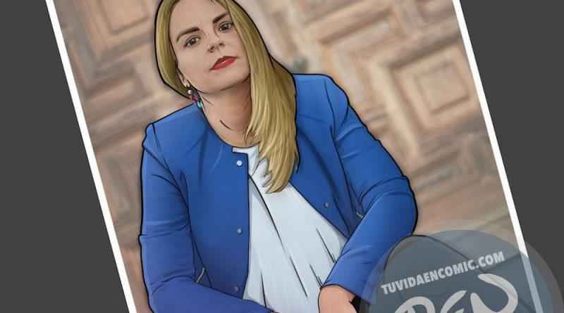 Foto Ilustración - Caricatura personalizada - tuvidaencomic.com - BEN