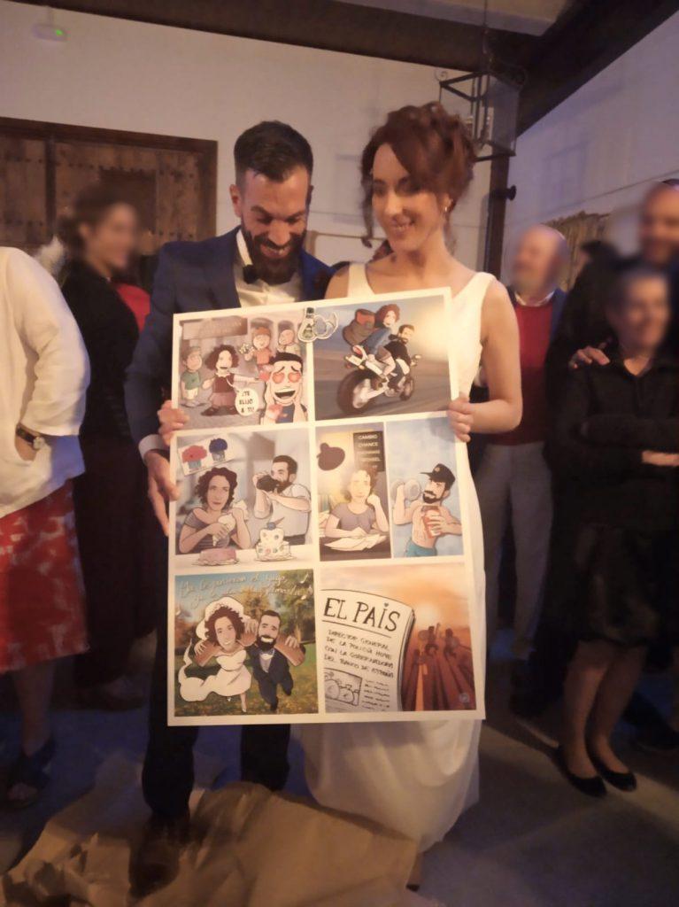 Cómic-personalizado-La-verdadera-historia-de-PaCes-Regalo-de-boda-original-www.tuvidaencomic.com-BEN-Regalo-de-boda-original-Testimonio-1