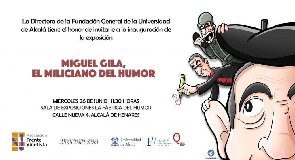 EXPOSICION-CENTENARIO-MIGUEL-GILA-ALCALÁ-DE-HENARES