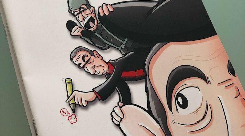 Miguel Gila - El miliciano del humor 1