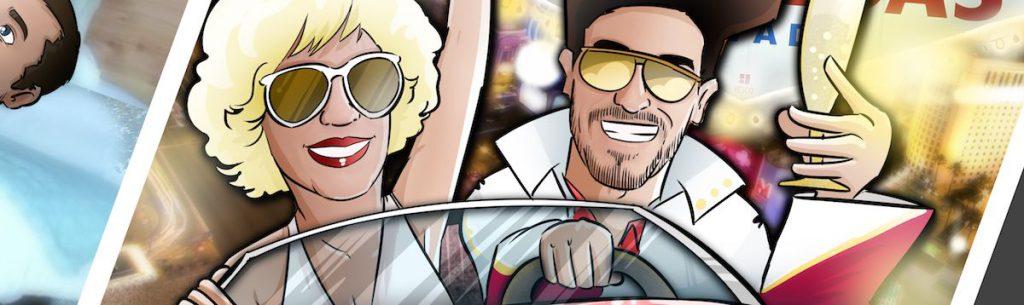 Composición de Ilustraciones - Regalo de boda original en cómic - www.tuvidaencomic.com - Tu Vida en Cómic - BEN - 0