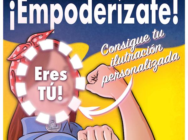 EJEMPLO 0_Empoderizate-tuvidaencomic.com_empoderizate.es_ilustración personalizada_ilustración feminista