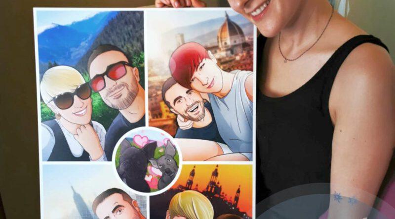 Testimonio-cliente-satisfecho-Composición-de-ilustraciones-Regalo-personalizado--Tu-Vida-en-Cómic-2